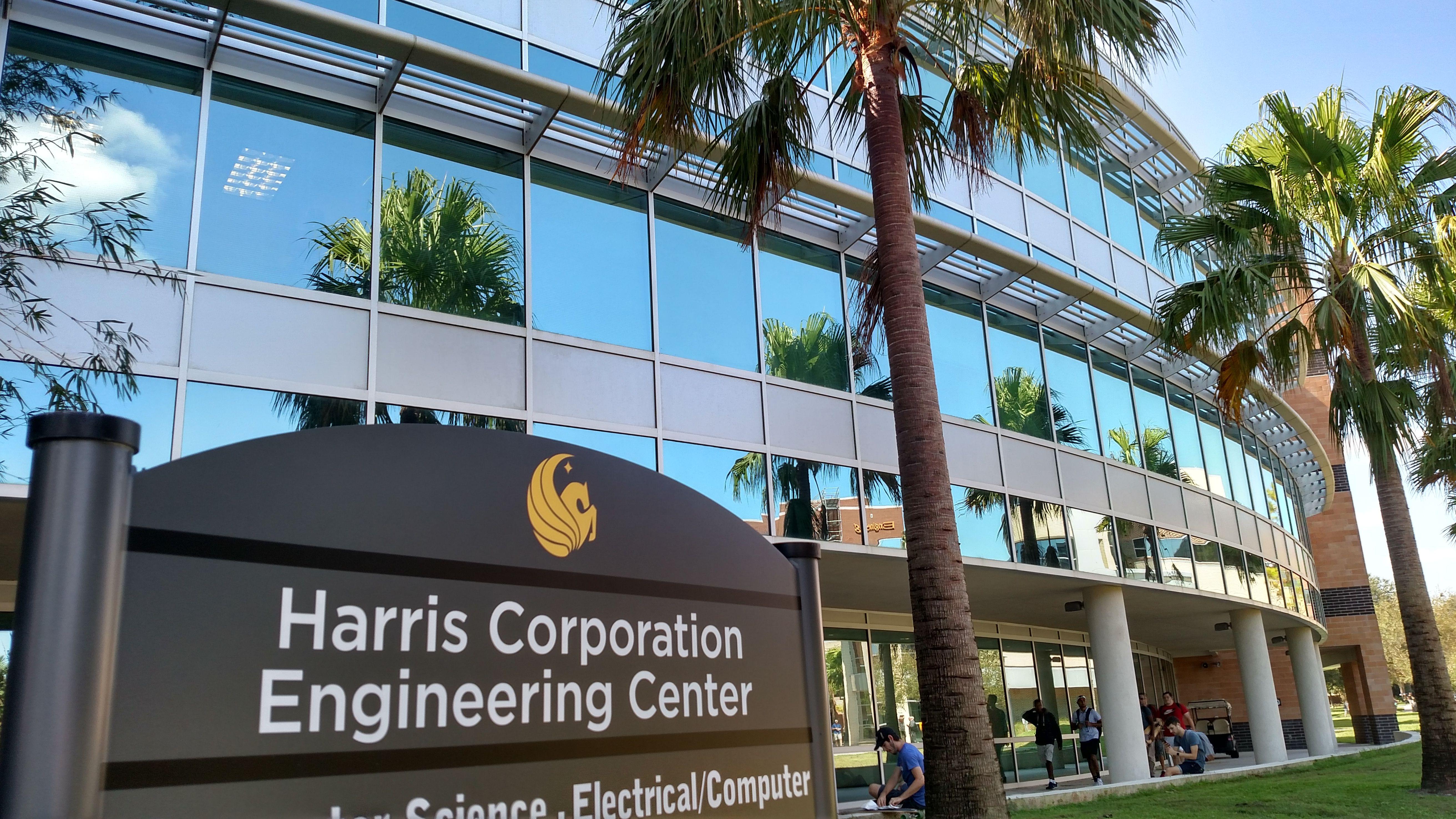 The Harris Corporation Engineering Center Harris