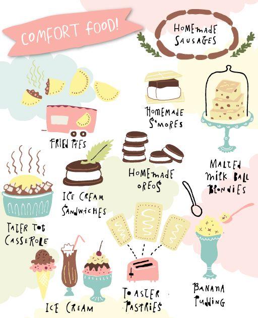 by Studio SSS,  Comfort Food