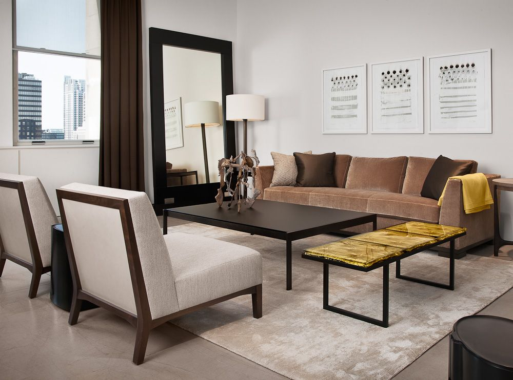 Chicago Showroom Furniture Design Living Room Designs Interior Design Styles