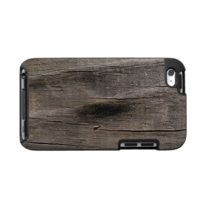 An Old Wooden Plank Texture Ipod Touch Case For A Unique Look A Burnt Stain To Complement It Ideal As A Gift Mobile Case Design Ipod Touch Case Custom Case