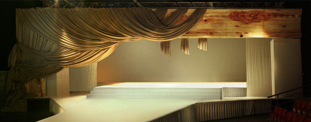 Fashion Show Stage Pavilion Pinterest
