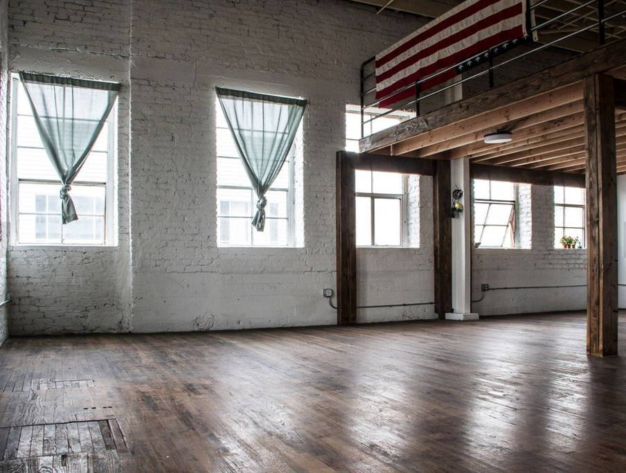 Check Out This Awesome Listing On Airbnb: Loft For Photo