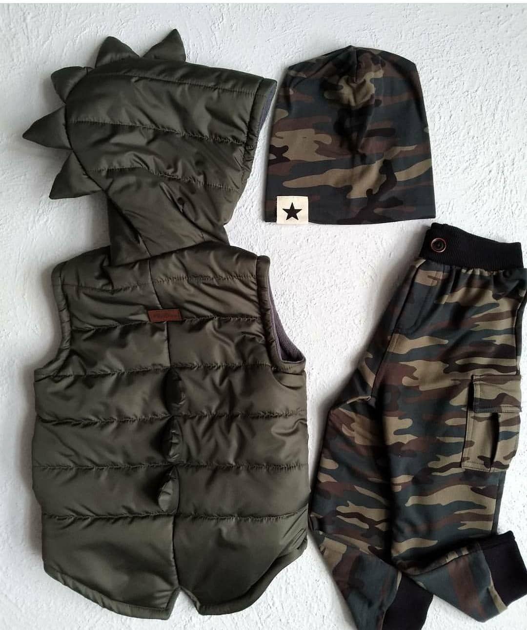 жилетка ДИНО | Одежда для маленьких мальчиков, Одежда для ...