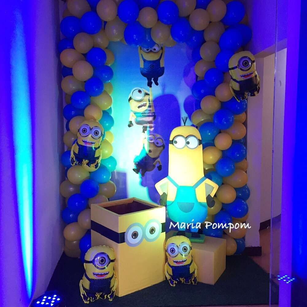 Despicable Me / Minions Birthday Party Ideas   Photo 5 of 15   Catch My Party