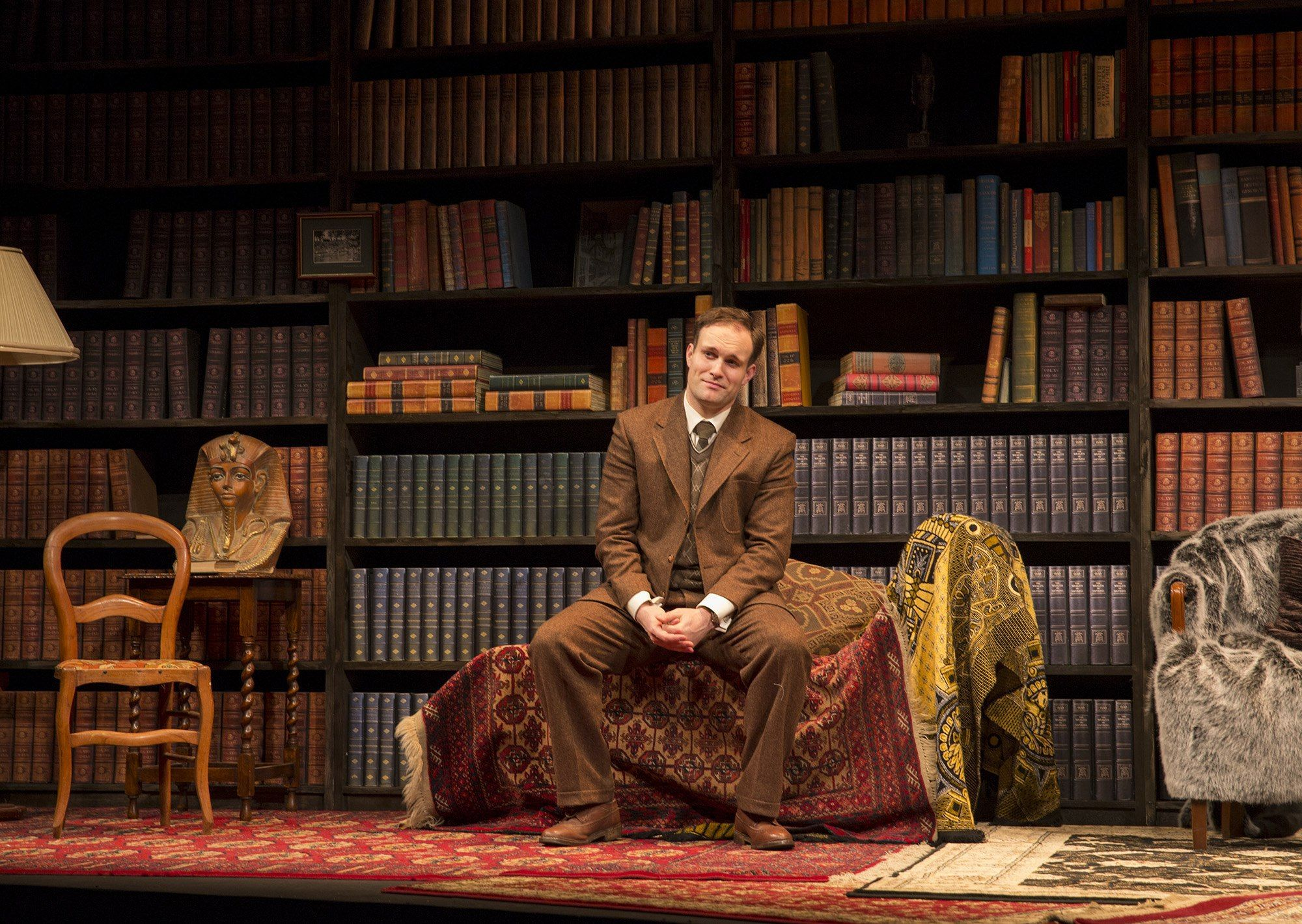Freud's Last Session @ Theatre Royal - Sydney