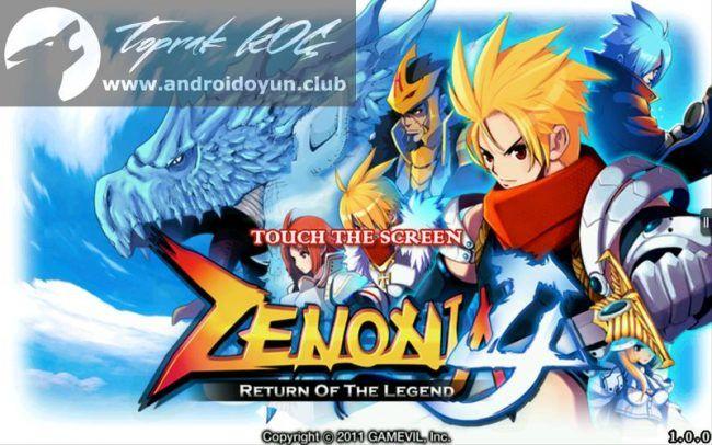 Zenonia 4 V1 2 0 Mod Apk Shopping Games Oyun Android