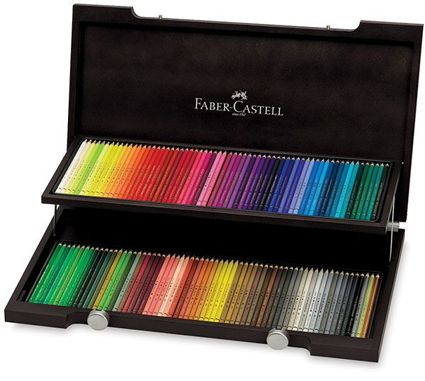 Fabercastell Polychromos Pencils And Sets Watercolor Pencils