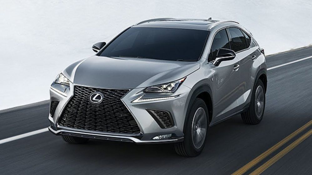2020 Lexus Nx Review Release Date Price Engine Redesign Photos
