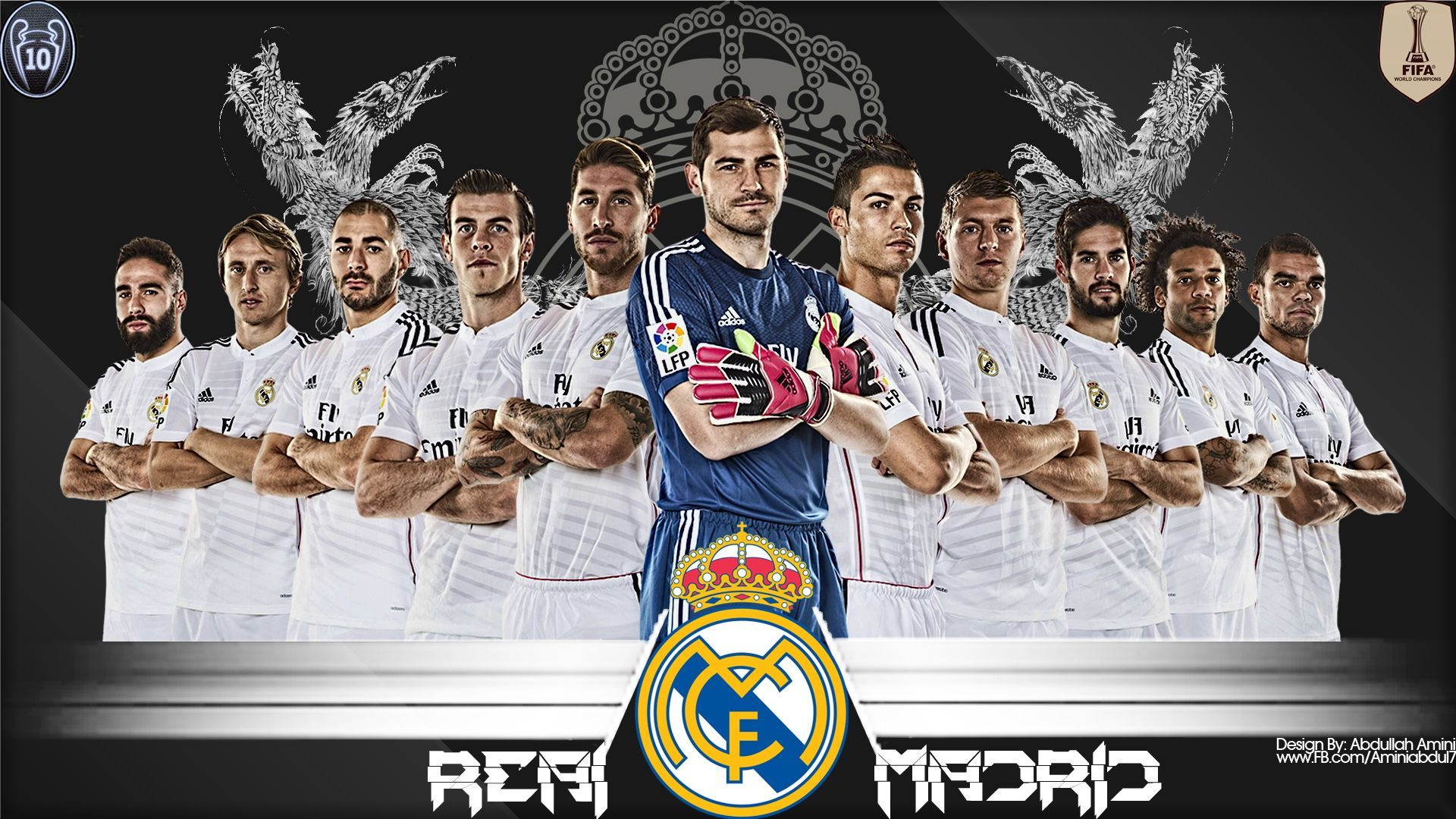 Real Madrid Wallpapers Full Hd 2016 Wallpaper Cave Real