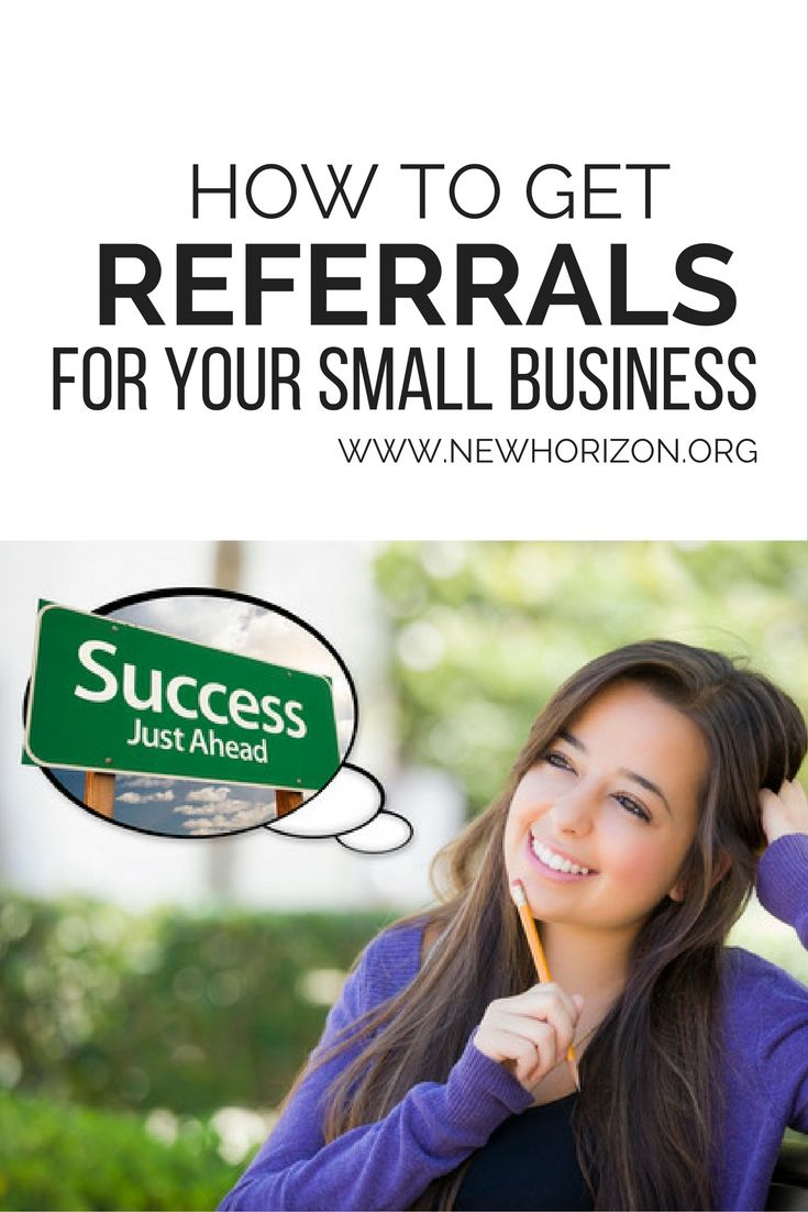 How To Get Referrals For Your Small Business