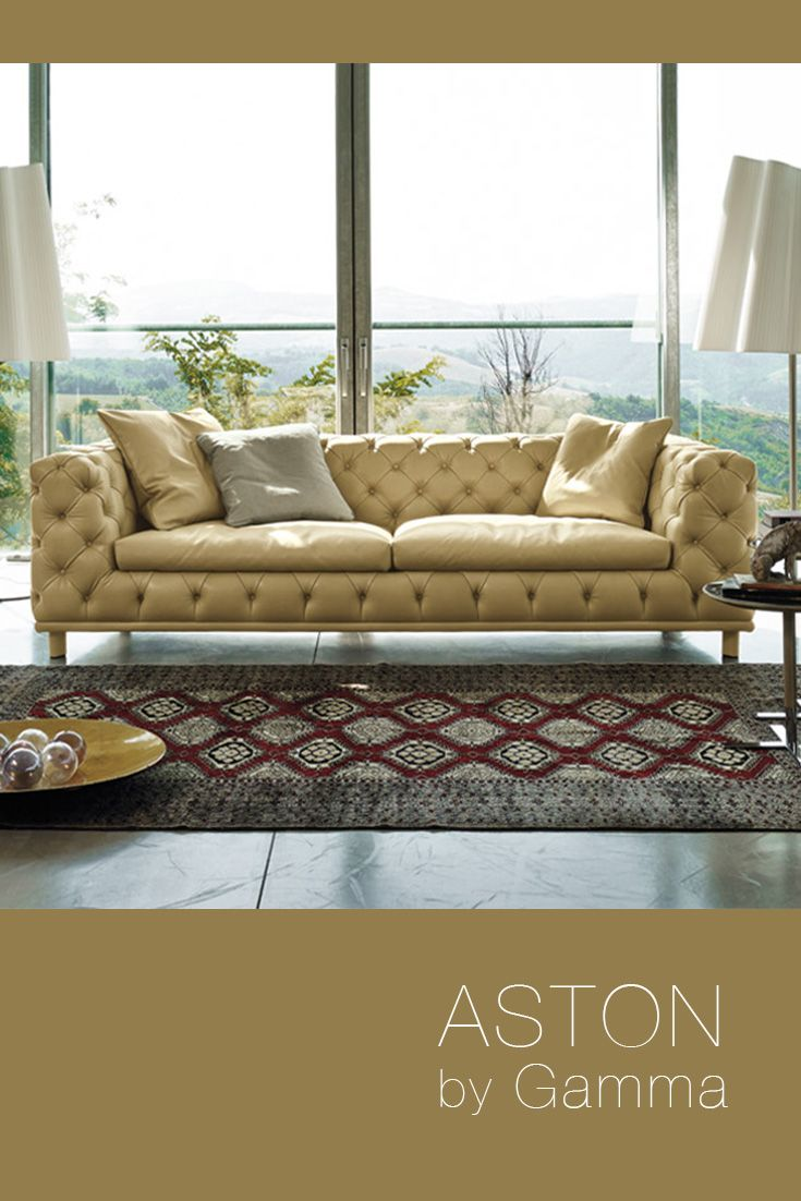 Schön Two Tones Leather. | Products   Sofas/Sectionals | Pinterest | Living Rooms  And Room