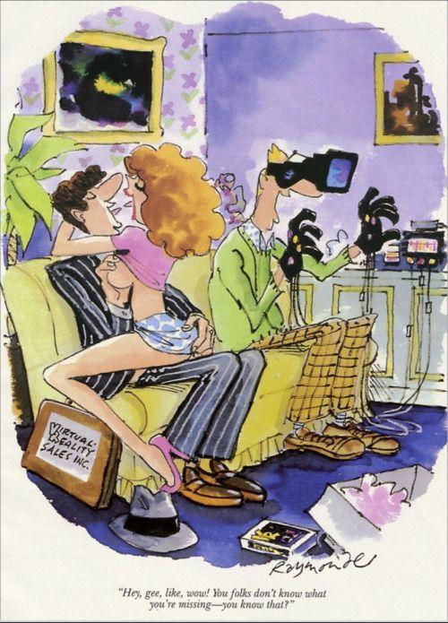 Funny erotic cartoons unexpectedness!