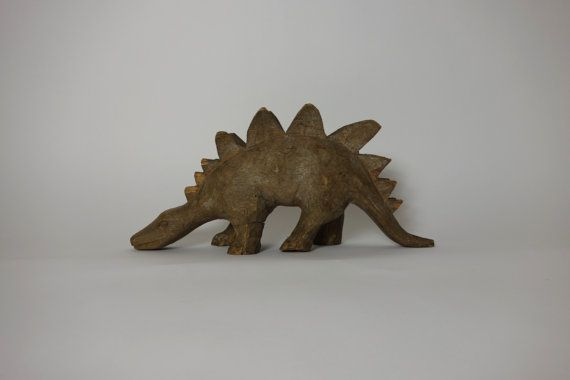 Stegosaurus Paper Mache Mold by kassiekeith on Etsy
