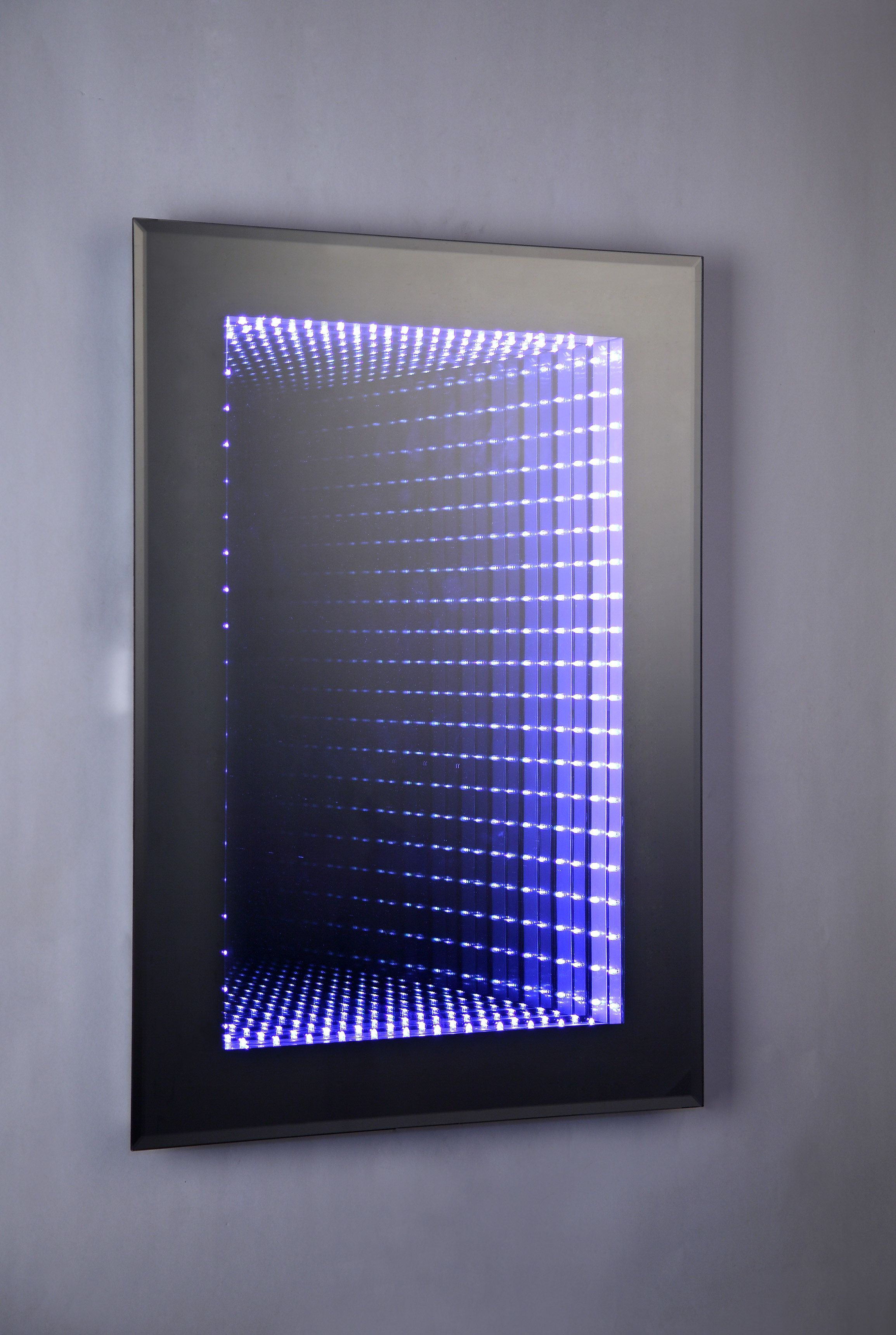 Infinity bathroom mirror - Infinity Mirror By Zero Uno From Harvey Norman New Zealand