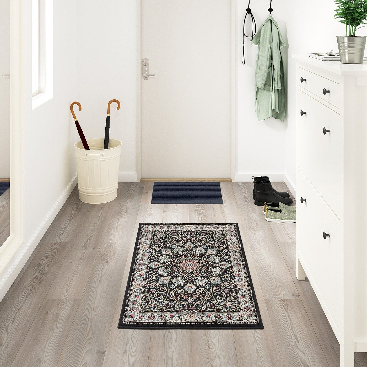 LjÖrring Teppich Kurzflor Bunt Heute Noch Kaufen Ikea Österreich Vloerkleed Ikea Vloerkleed Laagpolig