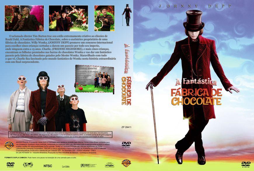 A Fantastica Fabrica De Chocolate 2005 Filmes De Johnny Depp