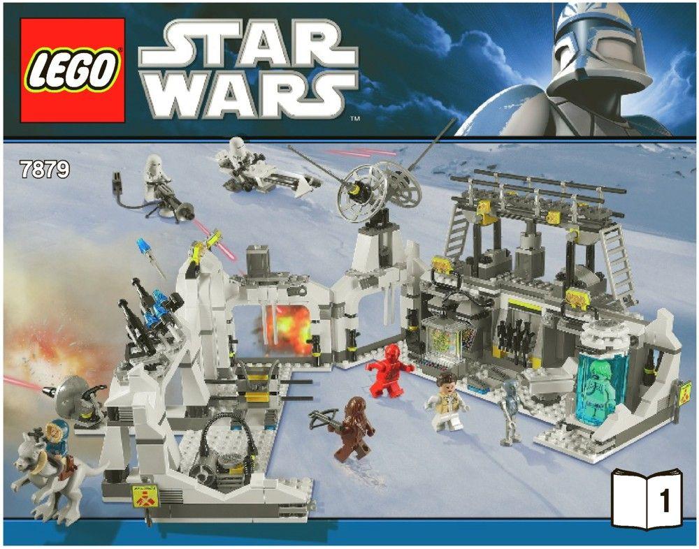 Star Wars - Hoth Echo Base [Lego 7879] | Lego Sets of Epicness ...