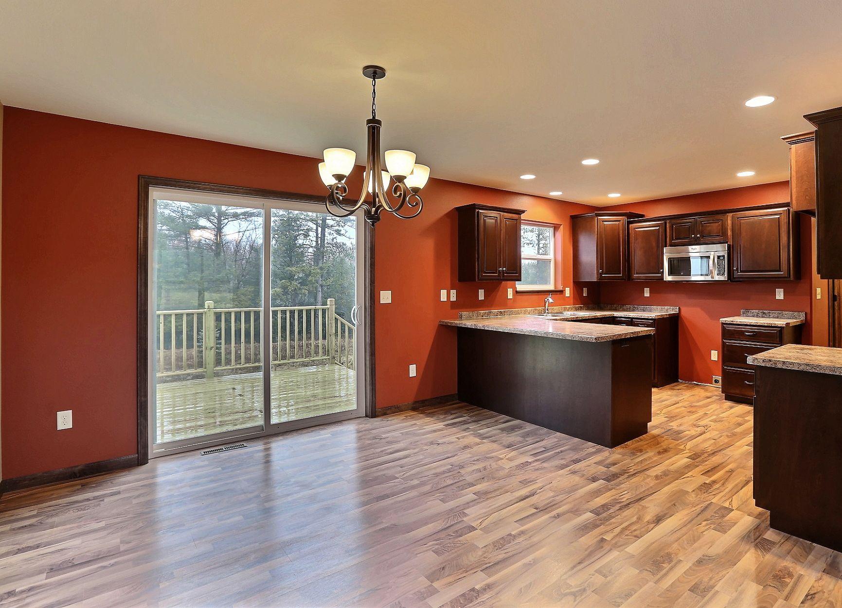 fc7 - Denyon Homes | Kitchen wall colors, Walnut kitchen ...