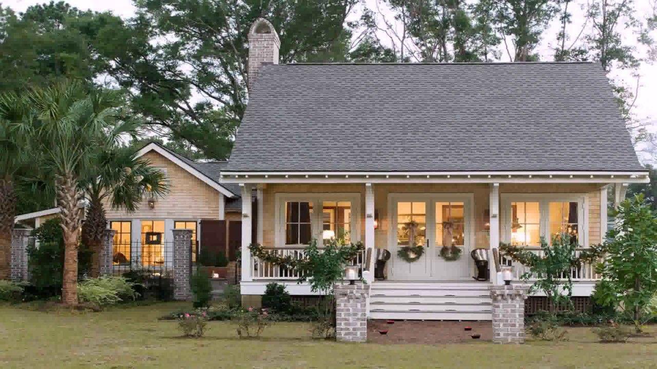 House Plans With Wrap Around Porch Acadian Home Cajun Builders Blueprints Houses Front Porches New Orleans Style Cou Cott Arsitektur Rumah Pedesaan Rumah Kebun