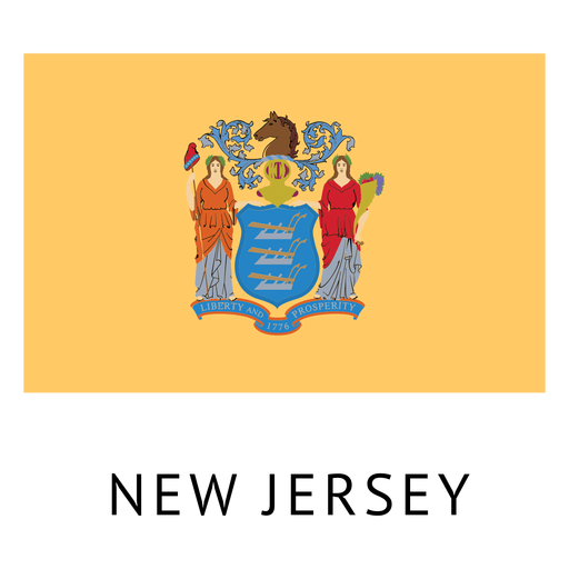 New Jersey State Flag Ad Ad Sponsored Flag State Jersey In 2020 Jersey Flag North America History Flag