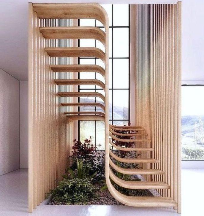 Pin By Somkiat Skk On Living Room Stairs Design Staircase Design Architecture Stair design architect room design