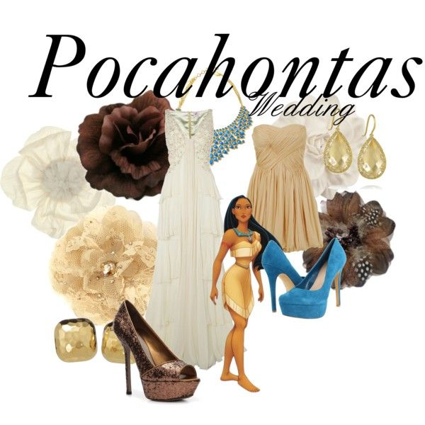 """Pocahontas"" by bryannnne on Polyvore"