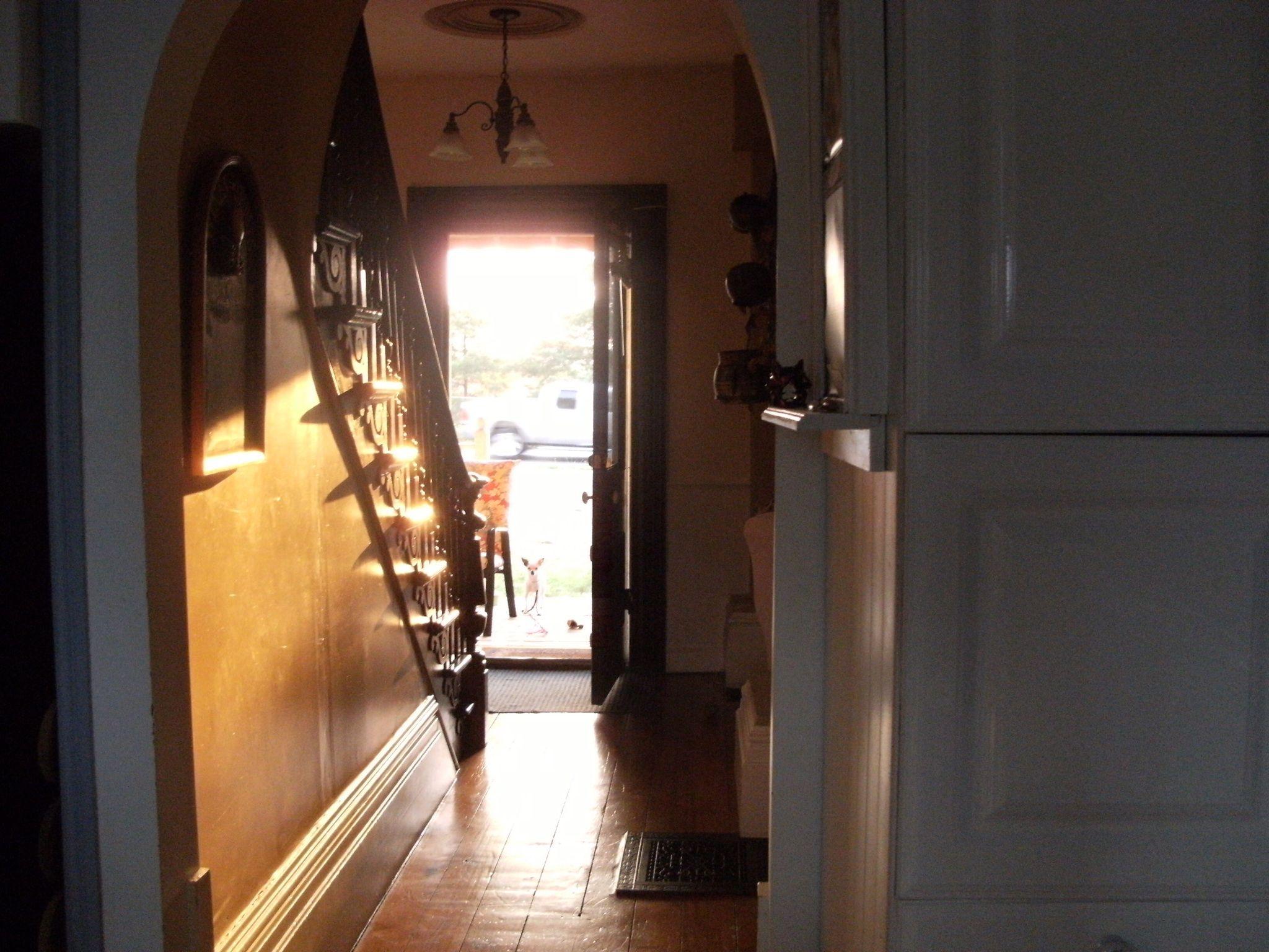 When a door opens...