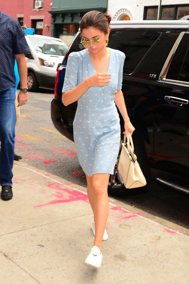 Selena gomez fashion and style selena gomez dress falls