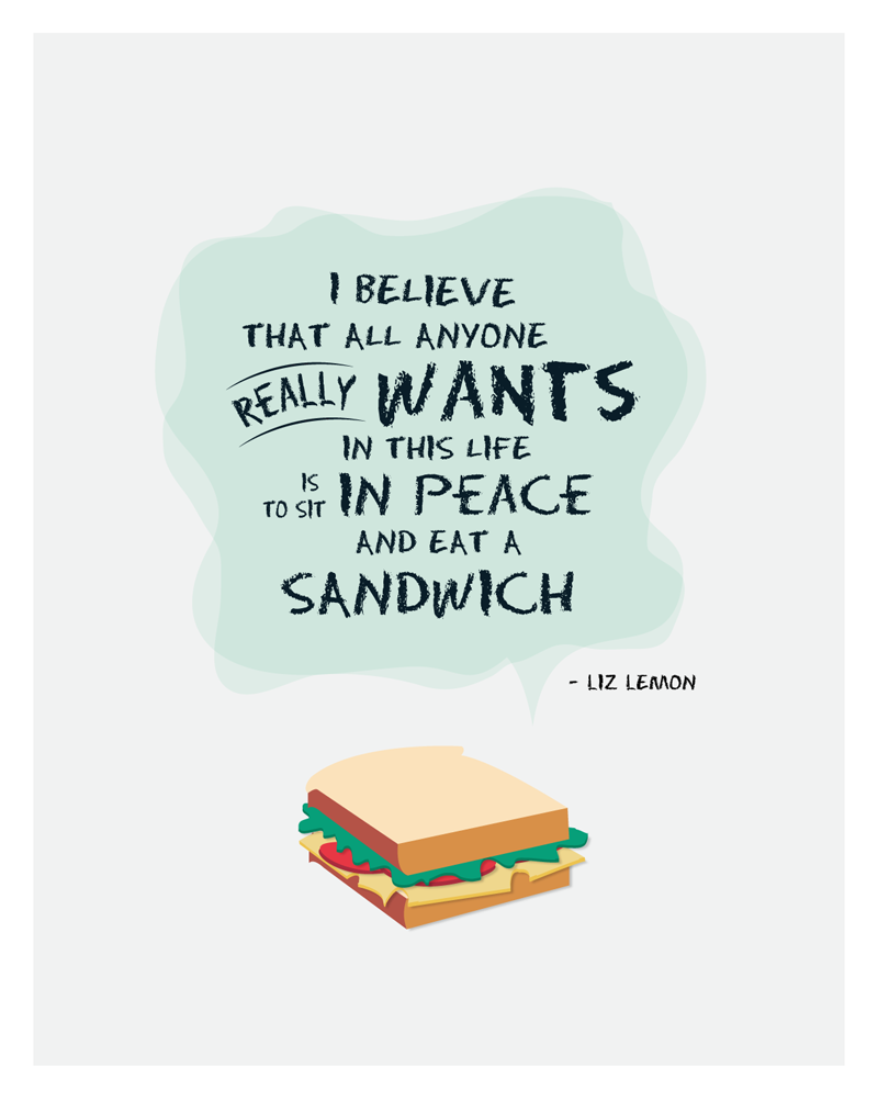 Sandwich Quotes. QuotesGram | About Me | Pinterest | Cafe quotes and ...