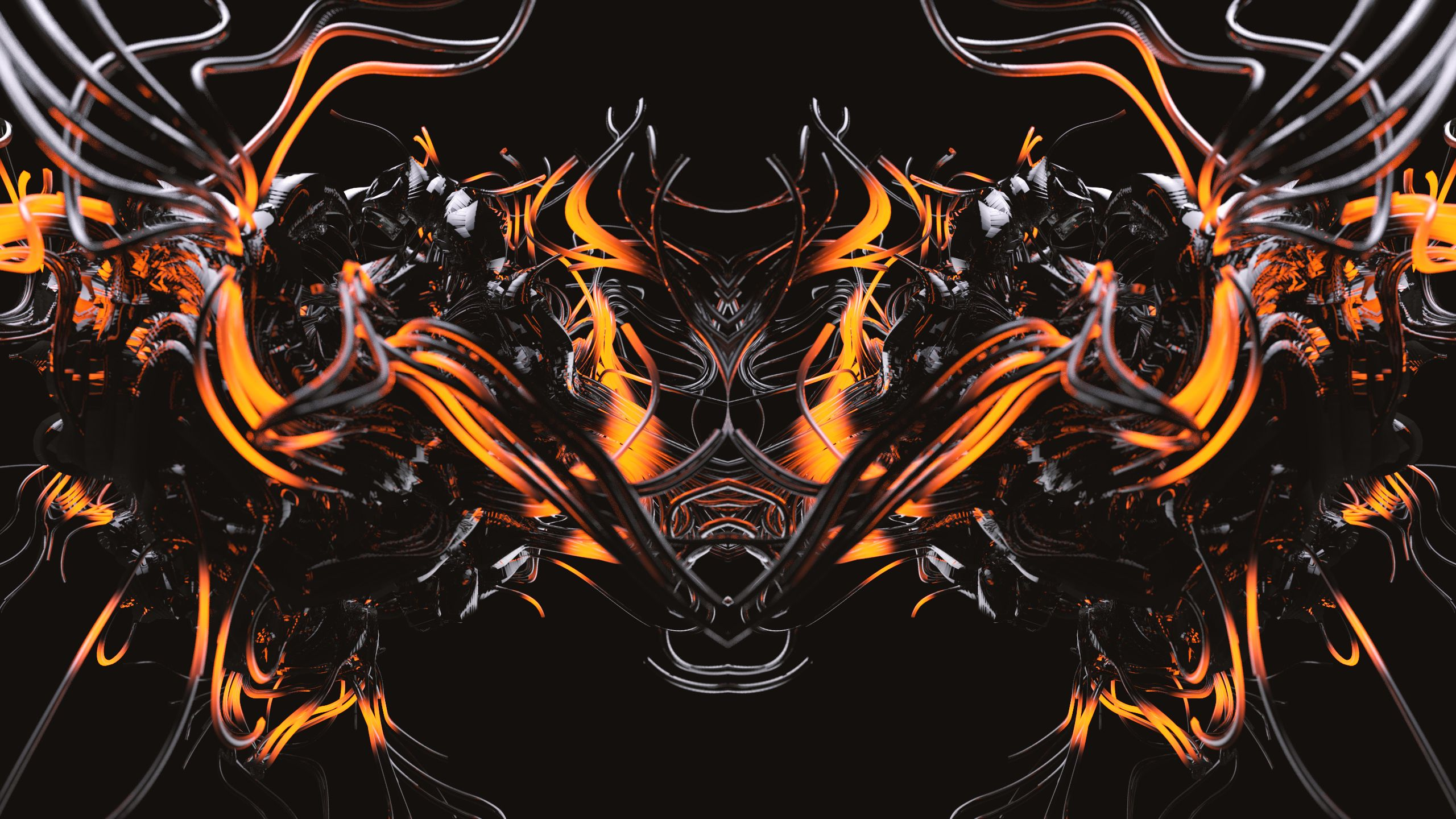 The Bull Keyshot 2560x1440 Desktop Background Pictures Background Pictures Abstract Wallpaper