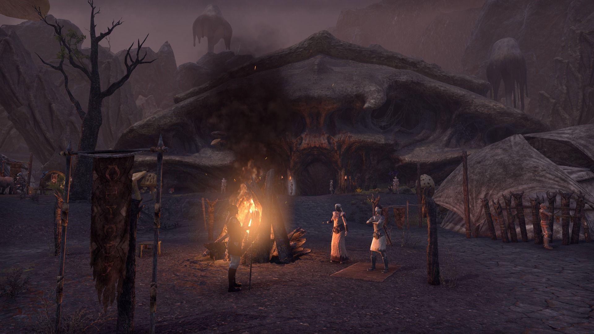 The Elder Scrolls Iii Morrowind Wallpapers Hd Desktop And Elder Scrolls Elder Scrolls Online Wallpaper