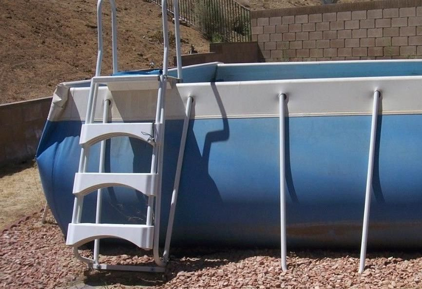 Legacy portable pools comparison with tuff and splash for Portable pool