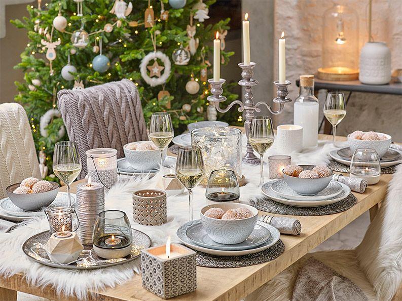 15 Idées Déco Flamboyantes Pour Une Table De Noël Inoubliable !