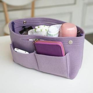 Buy 'Full House – Bag Organizer' with Free International Shipping at YesStyle.com. Browse and shop for thousands of Asian fashion items from South Korea and more!