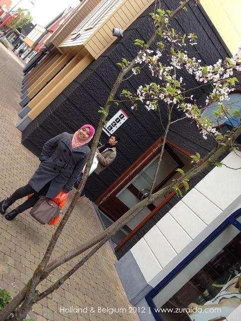 Holland And Belgium Rosada Factory Outlet Belgium Holland Travelogue