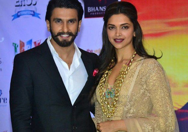 No Question Of A Live In Relationship With Ranveer Singh Deepika Padukone Ranveer Singh Deepika Ranveer Deepika Padukone