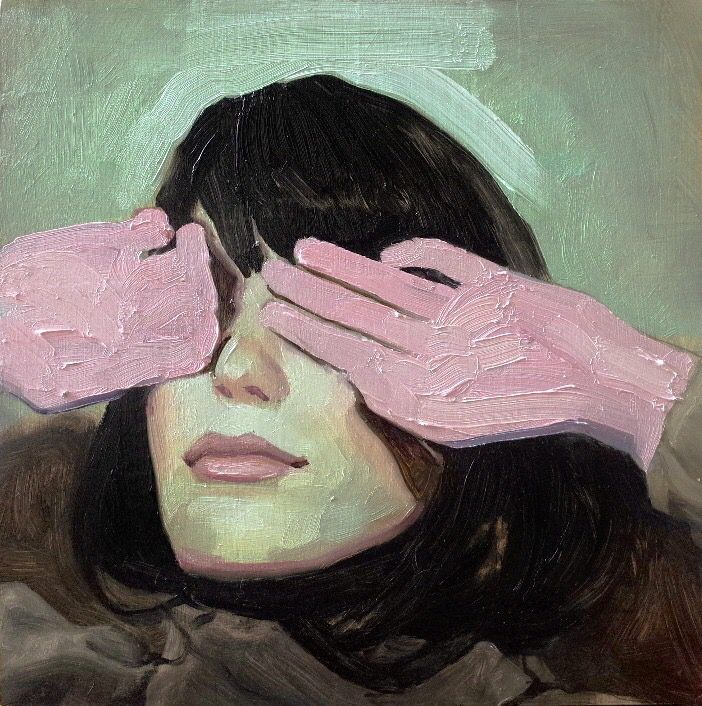 New favorite artist. Her work is beautiful! (Helene Delmaire)