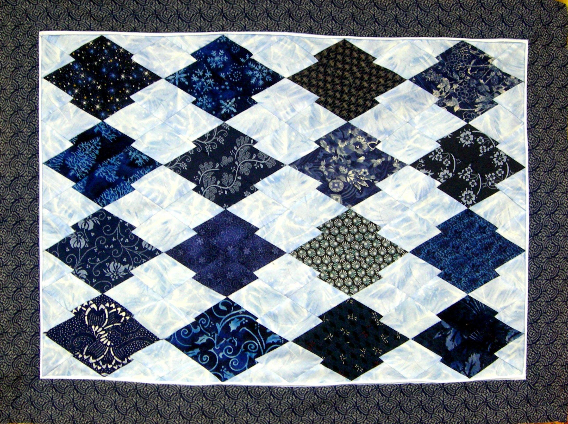 Japanese Puzzle Quilt