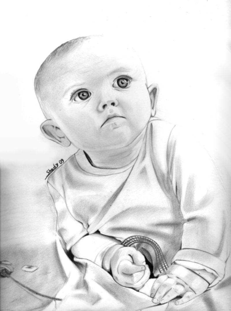 Shady 2009 | Pencil drawings, Drawings, Beautiful pencil ...