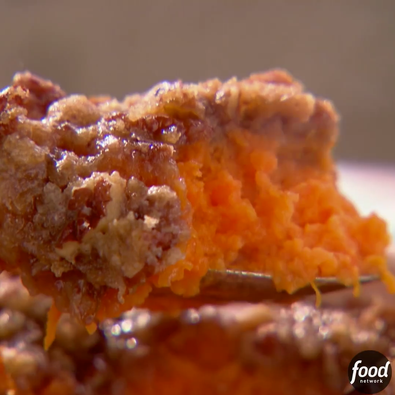 How to Make Trisha Yearwood's Sweet Potato Souffle