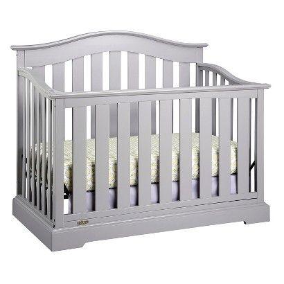 Graco Westbrook 4-in-1 Convertible Crib | Nursery Design | Pinterest