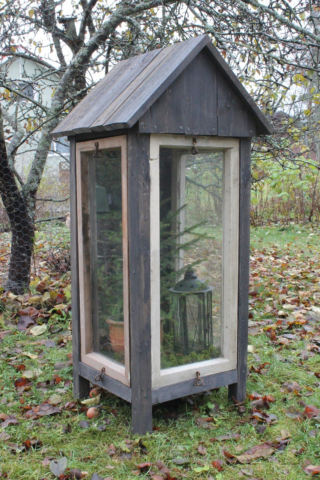 Pin de minna en kynttil t ja koristeita luonnosta en for Jardineria al aire libre casa pendiente