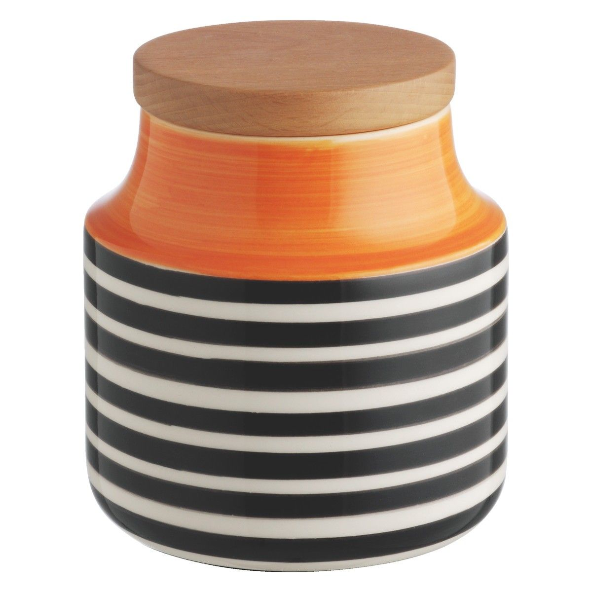 The Tira Small Orange Storage Jar Is A Fabulous Addition To Any Kitchen And Habitat Exclusive Now At Uk