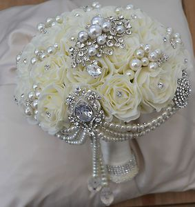 wedding flowers artificial