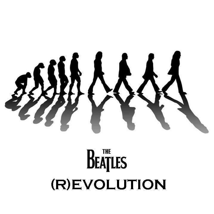 The Beatles (r)evolution | The beatles, Beatles art, Beatles wallpaper