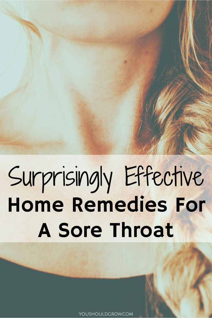 11 simple home remedies for a scratchy sore throat with