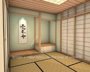 shoji schiebet ren von gerstenberger einbau und gestaltung von japanischen zimmern mit fusuma. Black Bedroom Furniture Sets. Home Design Ideas