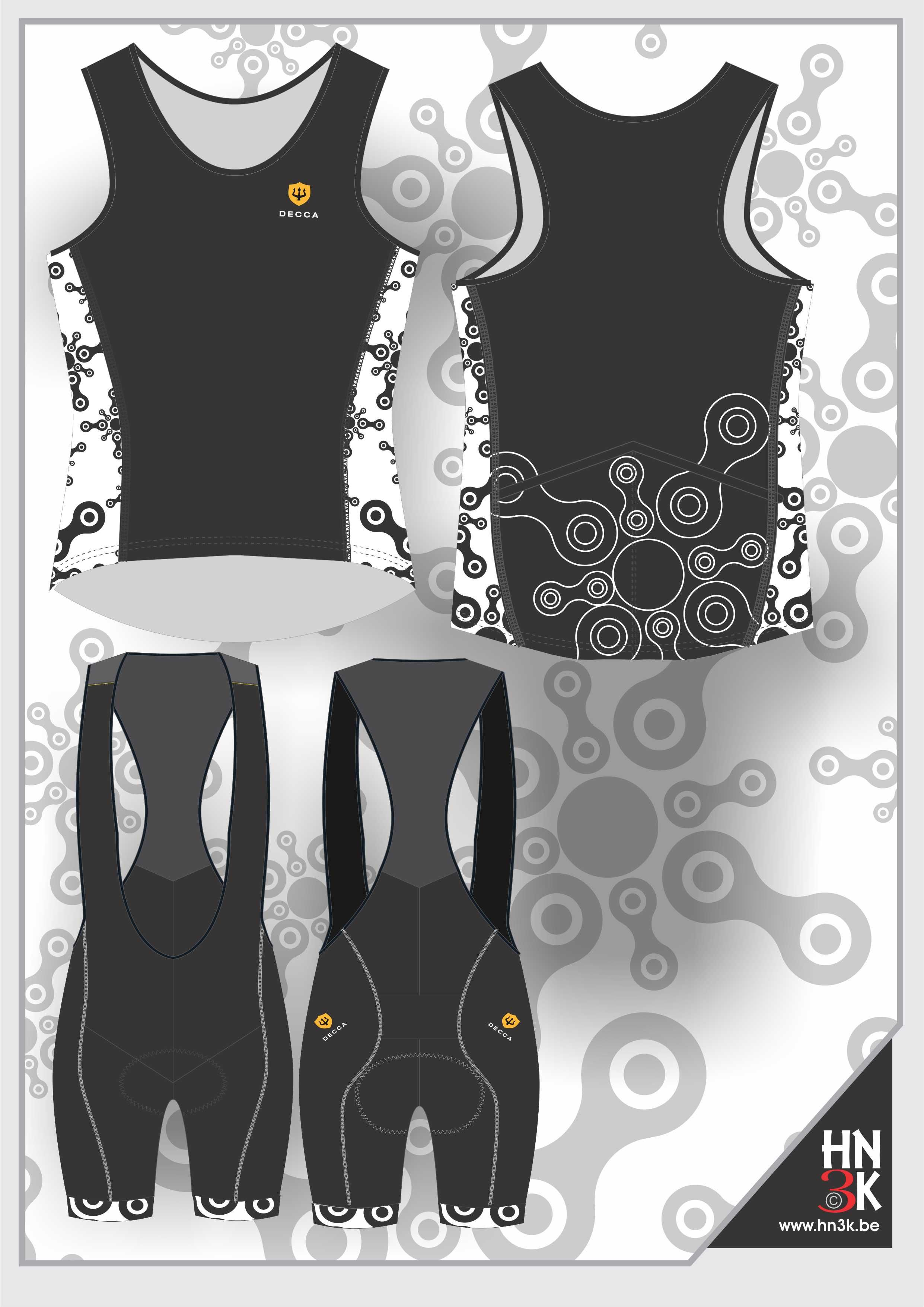 newest collection variety of designs and colors discount coupon lady's shirt sleeveless Decca | 款式图 | Sport outfits ...