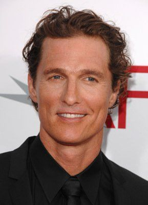 Matthew McConaughey...Hello!!