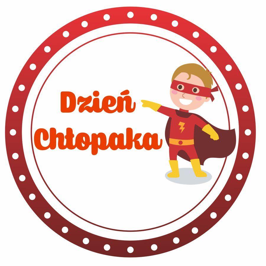 Dzien Chlopaka Odznaka Digi Stemple Dzien Chlopaka